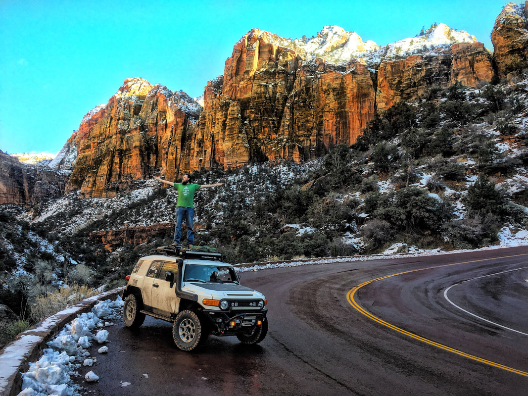 Capture the Journey at Zion National Park